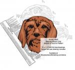 Segugio Italiano Dog Intarsia Yard Art Woodworking Plan