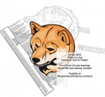 fee plans woodworking resource from WoodworkersWorkshop� Online Store - Shiba Inu Dogs,pets,animals,dogs,breeds,instarsia,yard art,painting wood crafts,scrollsawing patterns,drawings,plywood,plywoodworking plans,woodworkers projects,workshop blueprints