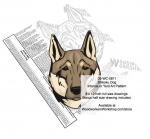 fee plans woodworking resource from WoodworkersWorkshop� Online Store - Shikoku Dogs,pets,animals,dogs,breeds,instarsia,yard art,painting wood crafts,scrollsawing patterns,drawings,plywood,plywoodworking plans,woodworkers projects,workshop blueprints