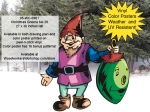 fee plans woodworking resource from WoodworkersWorkshop® Online Store - Christmas,gnomes,bulbs,xmas,winter,seasonal,dwarfs,elfs,elves,little people,fairies,yard art,painting wood crafts,scrollsawing patterns,drawings,plywood,plywoodworking plans,woodworkers projects,works