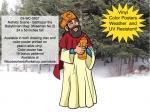 Nativity Scene - Balthazar the Babylonian Magi - Wiseman No.2 Project