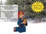 Nativity Scene - Caspar the Indian Magi - Wiseman No.3 Yard Project