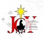 JOY Nativity Word Yard Art Woodworking Pattern 48 x 96 inches woodworking plan