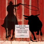fee plans woodworking resource from WoodworkersWorkshop® Online Store - cowboys,rodeo,steer tripping,leaning,restings,fences,ranchers,cowhands,cattleman,yard art,painting wood crafts,drawings,plywood,plywoodworking plans,woodworkers projects,workshop blueprints