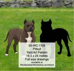 fee plans woodworking resource from WoodworkersWorkshop� Online Store - pitbulls,dogs,pets,animals,yard art,painting wood crafts,scrollsawing patterns,drawings,plywood,plywoodworking plans,woodworkers projects,workshop blueprints