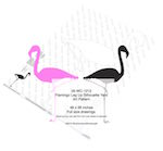 Flamingo Leg Up Yard Art Woodworking Pattern