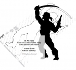 fee plans woodworking resource from WoodworkersWorkshop® Online Store - swords,pirates,skaliwags,shadow art,Halloween,silhouettes,yard art,painting wood crafts,scrollsawing patterns,drawings,plywood,plywoodworking plans,woodworkers projects,workshop blueprints