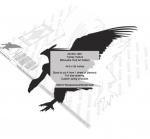 Turkey Vulture Silhouette Yard Art Woodworking Pattern