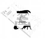 Cat Collection Silhouettes Yard Art Woodworking Pattern