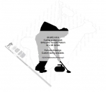 Curling a clean path Silhouette Yard Art Woodworking Pattern