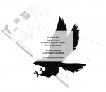 Eagle Silhouette Yard Art Woodworking Pattern