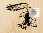 Eagle Scrollsaw Pattern, eagles,birds,animals,yard art,painting wood crafts,scrollsawing patterns,drawings,plywood,plywoodworking plans,woodworkers projects,workshop blueprints