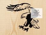 Eagle Scrollsaw Pattern