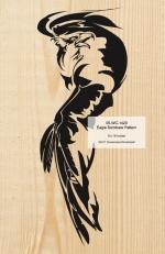 Eagle Scrollsaw Woodworking Pattern
