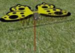 Butterflies Scrollsaw Woodworking Plan