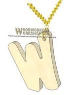 05-WP-029 - Wooden Jewelry Downloadable Scrollsaw Craft Pattern PDF