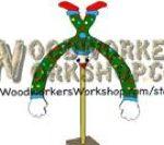 Clowning Around Balance Toy Downloadable Scrollsaw Wood Craft Plan