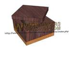 05-WP-036 - Holesaw Box Downloadable Scrollsaw Woodworking Plan PDF