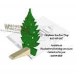 Christmas Tree Downloadable Scrollsaw Woodworking Plan