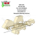 05-WP-085 - Mini Cars Downloadable Scrollsaw Woodworking Pattern PDF
