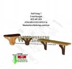 3 Shelves Group 1 Downloadable Scrollsaw Woodworking Pattern