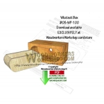 05-WP-100 - Whatnot Box Downloadable Scrollsaw Woodworking Pattern PDF