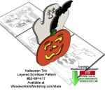 fee plans woodworking resource from WoodworkersWorkshop® Online Store - ghosts,bats,pumpkins,Halloween,layered,stencils,templates,scrap wood projects,downloadable PDF,tole painting wood crafts,scrollsawing patterns,4-H Club,4H projects,scouts,girl guides,drawings,Accents