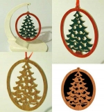 05-WP-427 - Christmas Tree Downloadable Scrollsaw Woodworking Plan PDF