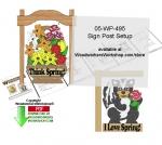 Sign Post Setup Downloadable