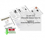 05-WP-575 - Silhouette Basics How-To Scroll Saw Downloadable PDF