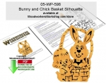 fee plans woodworking resource from WoodworkersWorkshop� Online Store - Easter,bunny rabbits,chicks,baskets,chickens,bunnies,stencils,templates,scrap wood projects,downloadable PDF,tole painting wood crafts,scrollsawing patterns,4-H Club,4H projects,scouts,girl guides,dra