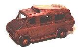 Conversion Van Woodworking Plan