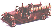 08-20 - Antique Buffalo Firetruck Woodworking Plan