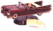 1959 Luxury Car Woodworking Plan