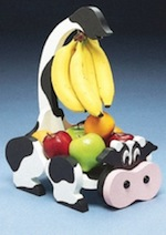 Cow Fruit Hanger Woodworking Plan woodworking plan