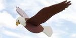 Eagle Mobile Woodworking Plan.