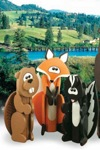 Beaver, Fox and Skunk Woodworking Plan