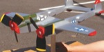 P-38 Lightening Airplane Windmill Whirligig Woodworking Plan woodworking plan