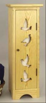 Toilet Tissue Tower Woodworking Plan. woodworking plan