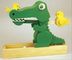 Crocodile Rock Drop Woodworking Plan