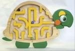 Turtle Maze Woodworking Plan