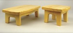 19-W3439 - Doll Coffee and End Table Woodworking Plan
