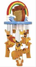 19-W3480 - Noahs Ark Mobile Woodworking Plan