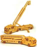 Ladder Fire Truck Woodworking Plan. woodworking plan