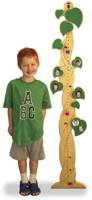 19-W3659 - Beanstalk Growth Chart Woodworking Plan.