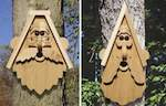 Grandpas Birdhouses Woodworking Plan. - Paper plan woodworking plan