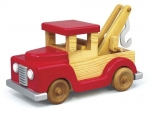 19-W3686 - Giant Tow Truck Woodworking Plan.