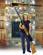Big Shotgun Woodworking Plan