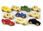Big Tot-Toy Cars Woodworking Plan.