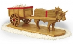19-W3707 - Ox Cart Woodworking Plan
